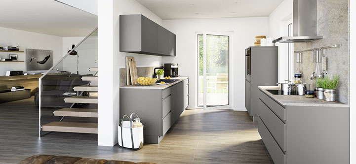 Nolte kutchen fabulous nolte kitchen range with nolte for Prefab kitchens prestons
